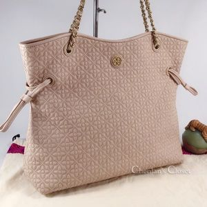 🍀Tory Burch Quilted Tote